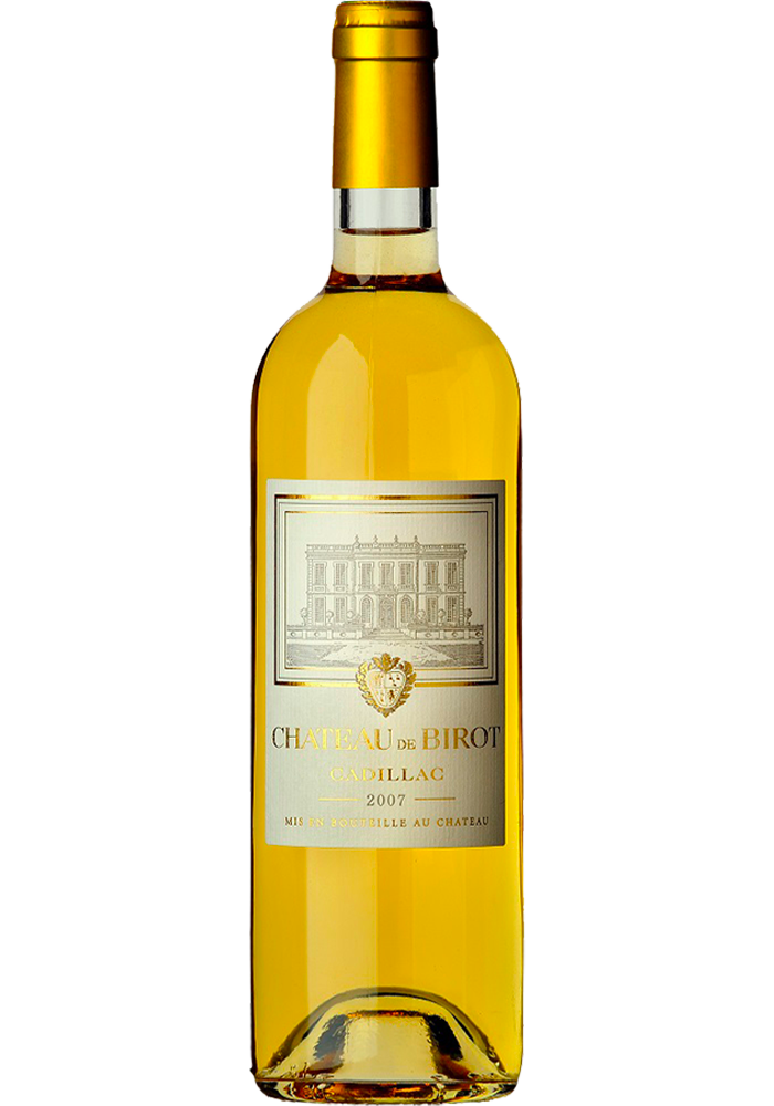 Vin château de birot cadillac