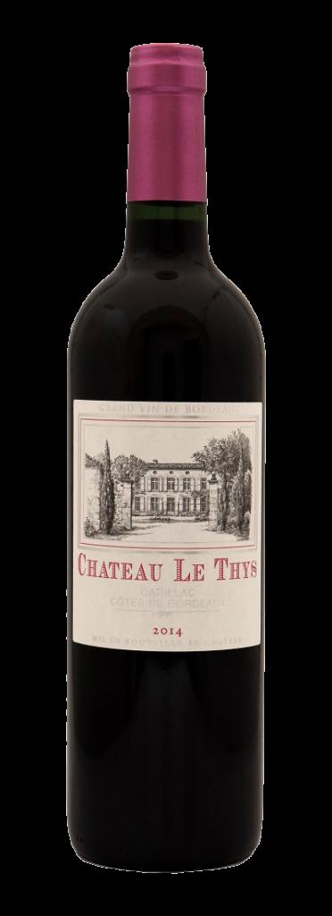 Le Château le Thys Cadillac Côtes de Bordeaux