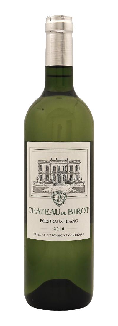 Le Château de Birot Bordeaux Blanc Sec